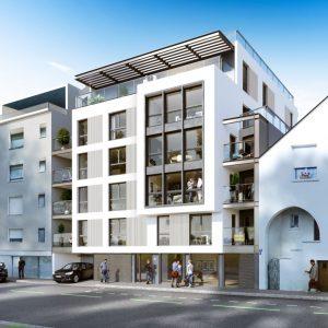 Rennes, un endroit idéal pour investir dans l'immobilier neuf